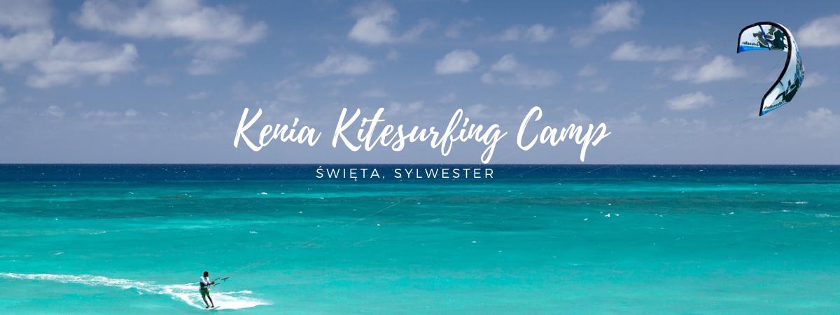 Sylwester Kitesurfing Camp Kenia